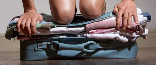 Mais comment «packter» sa valise ?